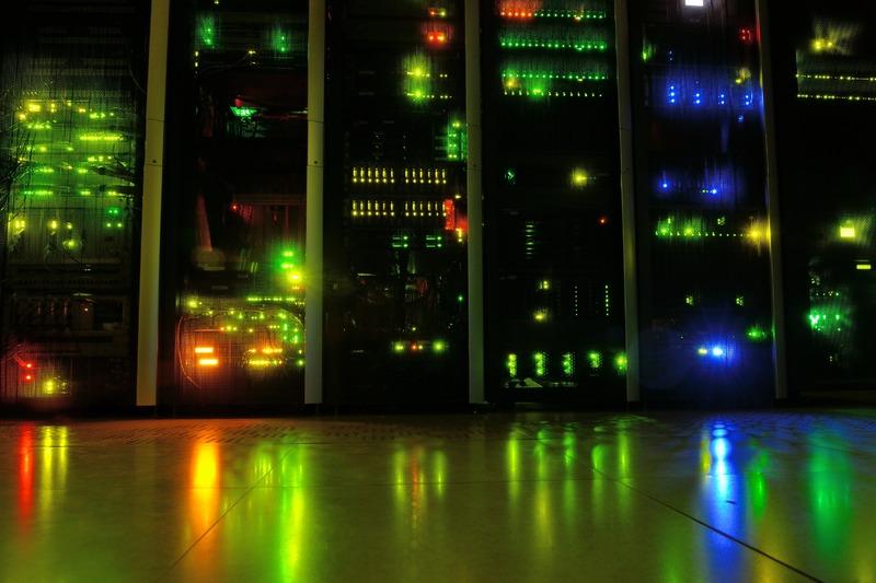 Digital Property Logbook server room Twindig