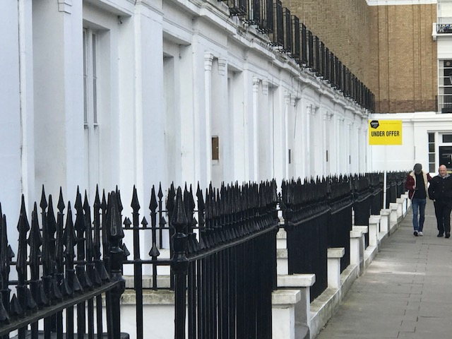 House for sale twindig anthony codling london georgian townhouse