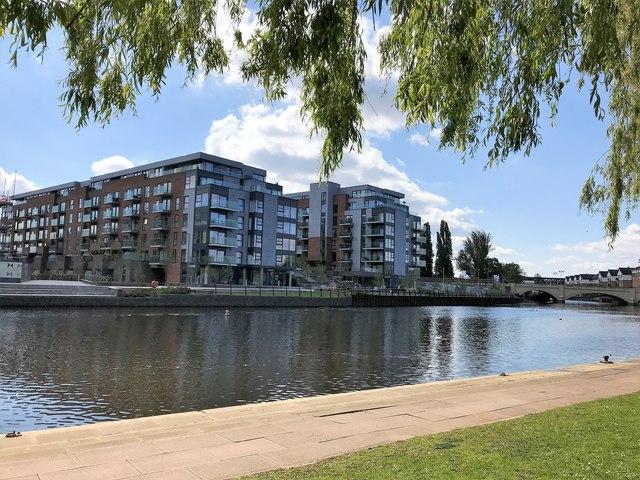 Citra Living rental properties Lloyds Bank Fletton Quays twindig anthony codling